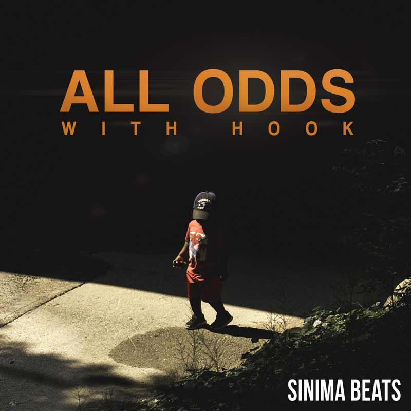 Sinima Beats - All Odds Instrumental with Hook (Club Hip Hop Beat with Vocals Written by J Andrew, Beats with Hooks)