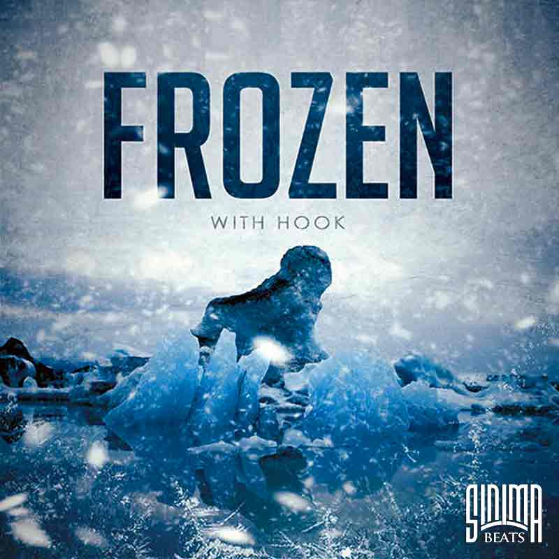 Sinima-Beats---Frozen Instrumental with Hook Smooth Pop R&B Rap Beat