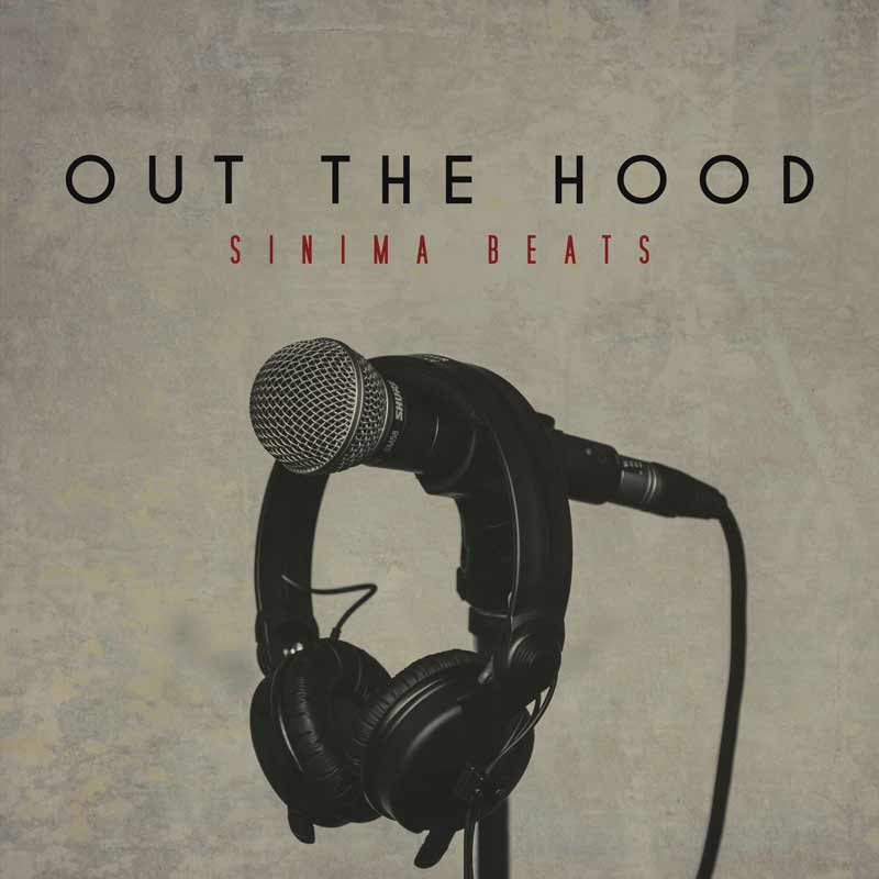 Sinima Beats - Out the Hood Instrumental (50 Cent Style Rap Beat Dr Dre)