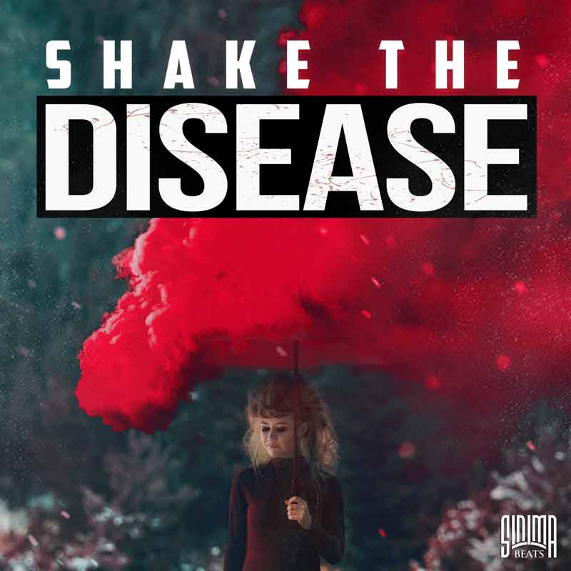 Sinima Beats - Shake the Disease Instrumental (Depeche Mode Style Beat) Synth Pop Hip Hop Rap Music