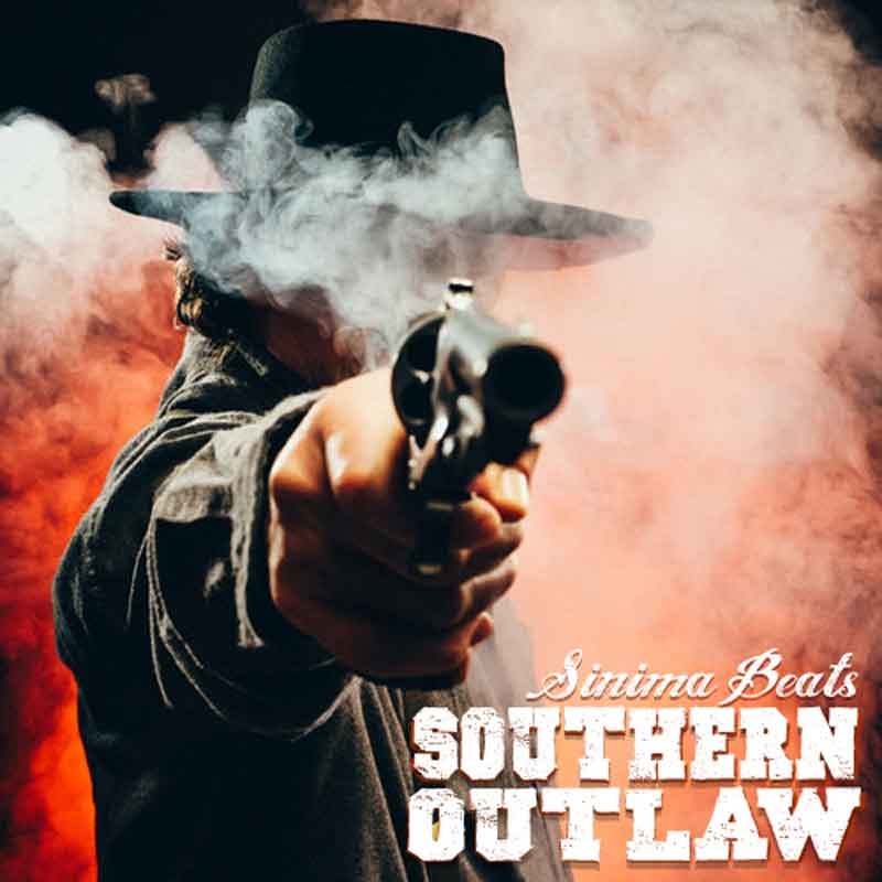 Sinima Beats - Southern Outlaw (Hick Hop Country Rap Beat)