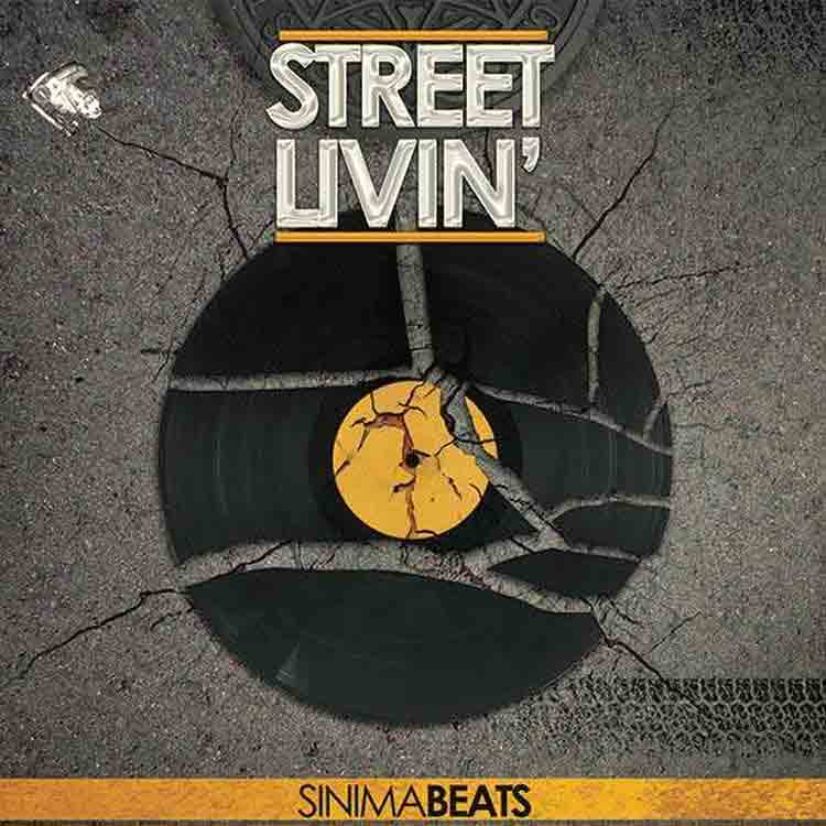 Sinima-Beats---Street-Livin-_Rap-Beats-and-Freestyle-Hip-Hop-Instrumentals
