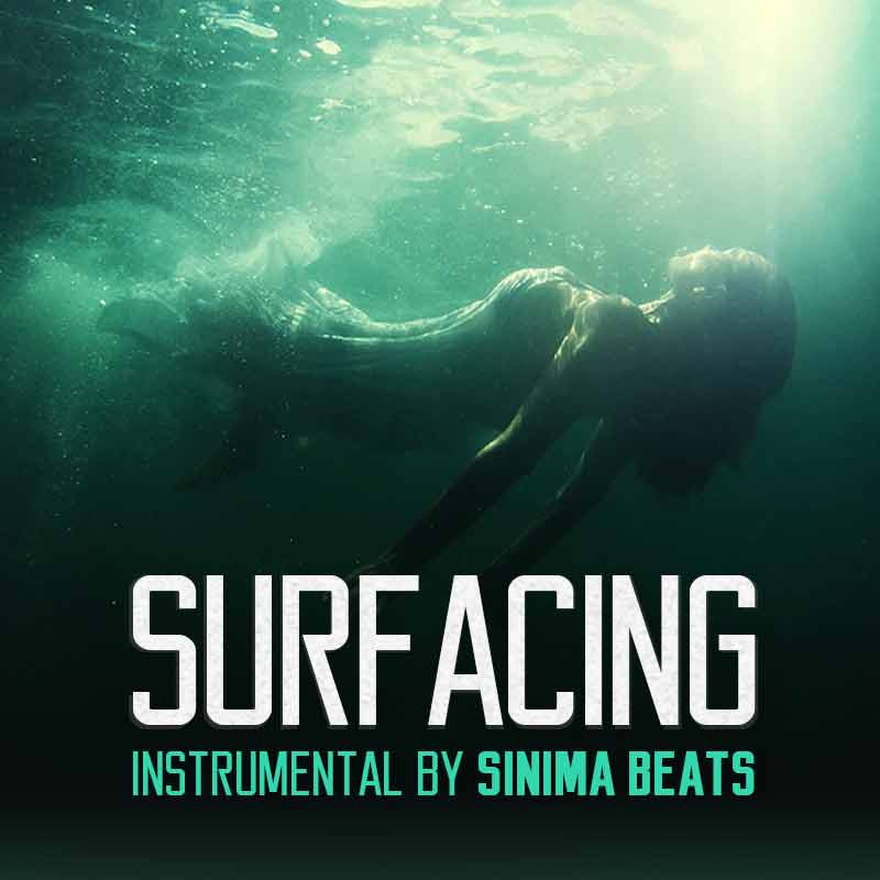 Sinima-Beats---Surfacing (Storytelling Hip Hop Rap Beat instrumental recording artist record label)