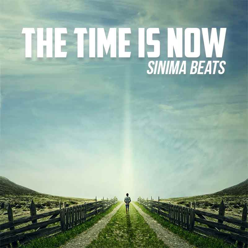 Sinima Beats - The Time is Now Instrumental (Smooth Underground Hip Hop Beat | Symphonic Rap Music)