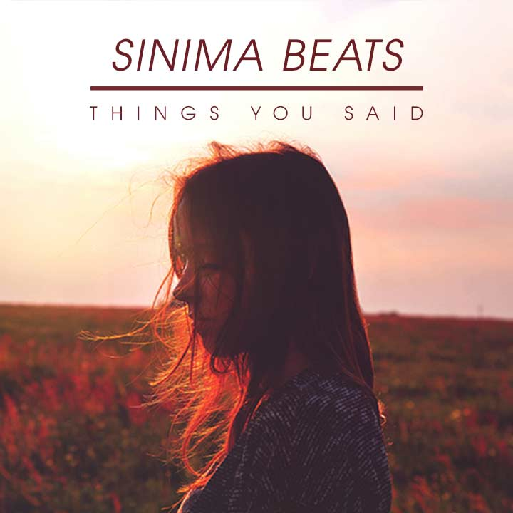 Sinima Beats - Things You Said Instrumental (Sad Midwest Storytelling Rap Instrumental Beat Hip Hop Underground Rapper Rapping Recording Artist Songwriter)