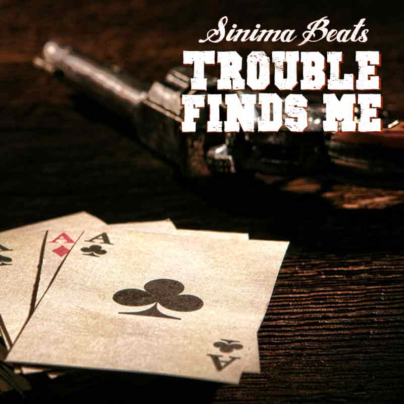 Sinima Beats - Trouble Finds Me Instrumental (Midwest, Hick Hop, Cowboy Rap, Southern Rap Beat, Country Music Rapper)