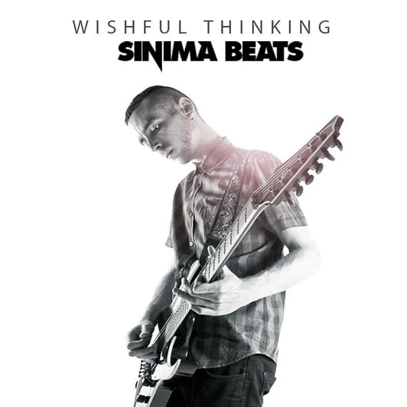 Sinima Beats - Wishful Thinking Instrumental (Rock)