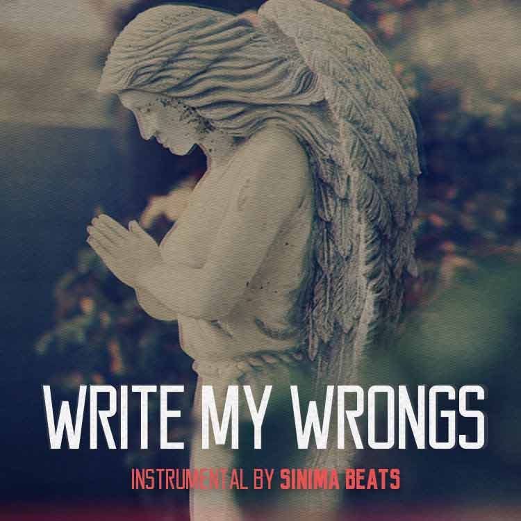 Sinima Beats - Write My Wrongs West Coast Rap Instrumental
