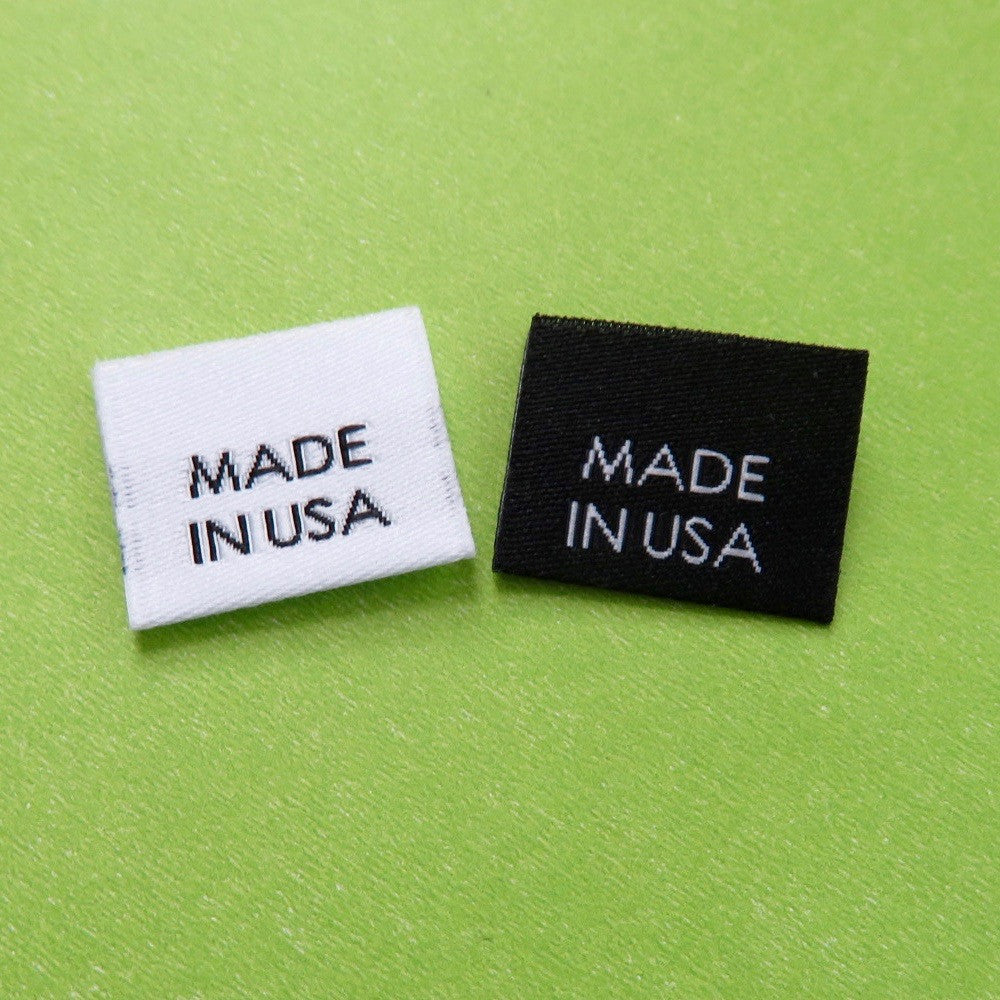 Clothes Made in USA