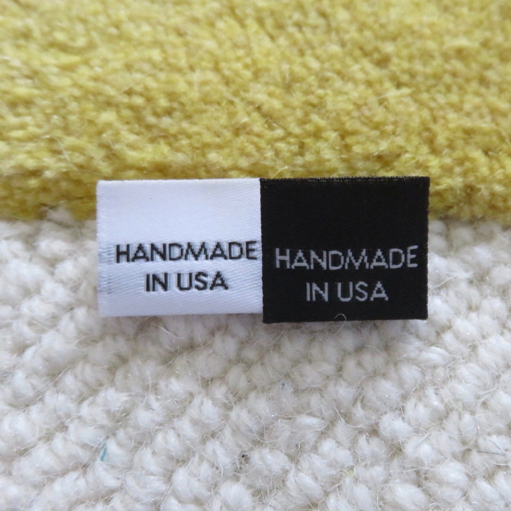 Handmade in USA Labels