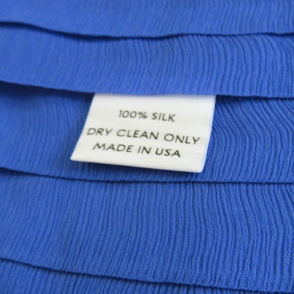 100% SILK (MADE IN USA) - Garment Care Labels
