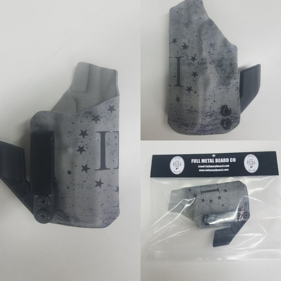 Glock 30S IWB and Concealment claw