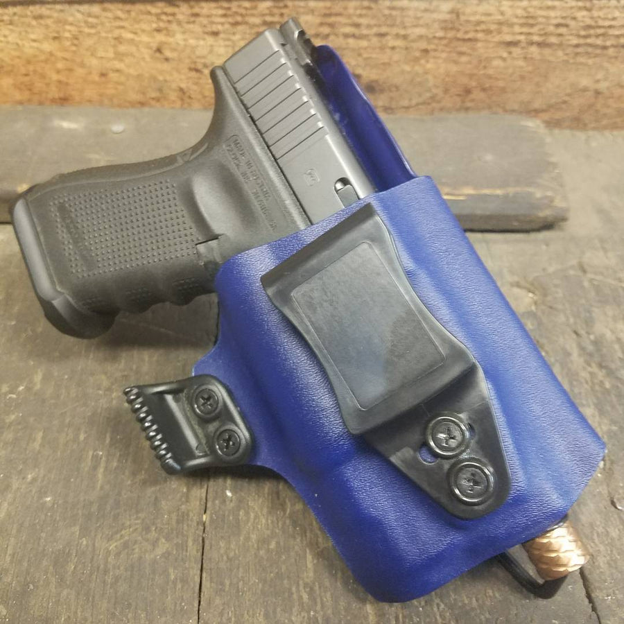 HK VP9 IWB and Concealment claw