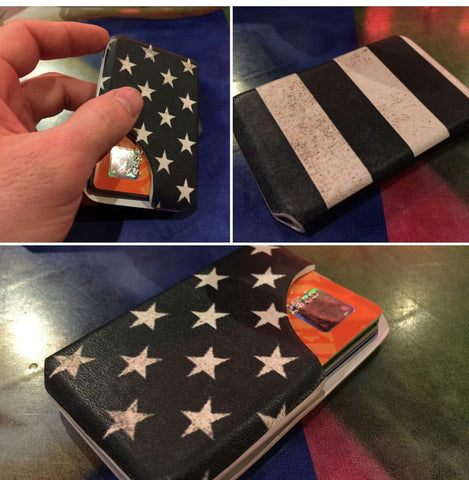 Kydex wallet Specialty Print
