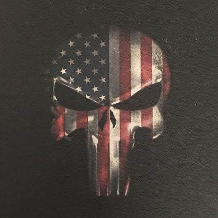 Full American flag punisher