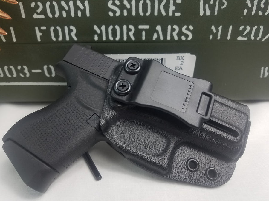 Glock 43 IWB Quick Ship Holster