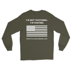 Full Metal Beard Long Sleeve T-Shirt