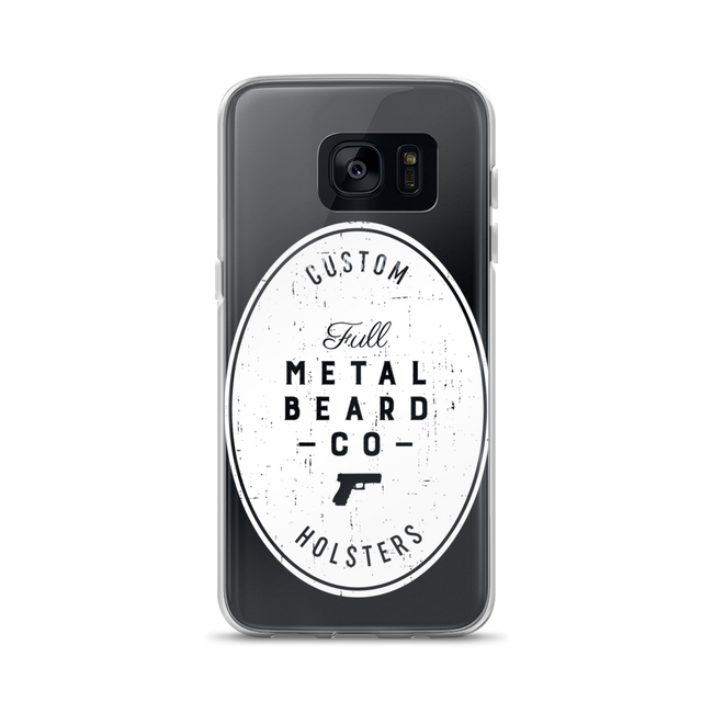 Full Metal Beard Samsung Case
