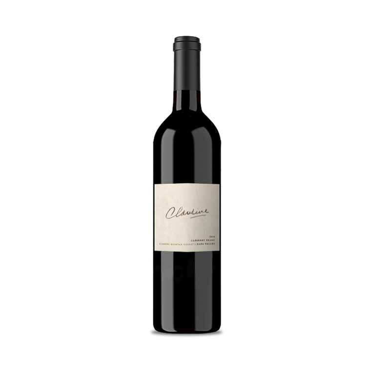 2016 Diamond Mountain Cabernet Franc