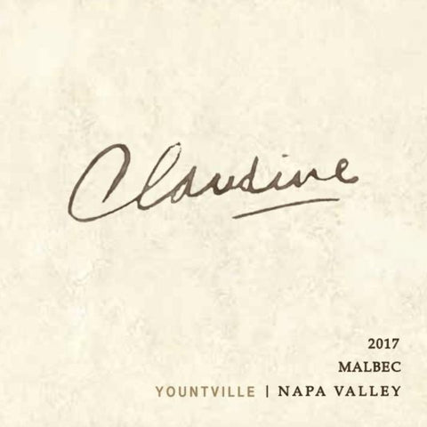 2017 Yountville Malbec