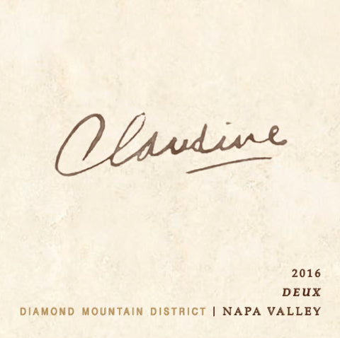 2016 Diamond Mountain Deux