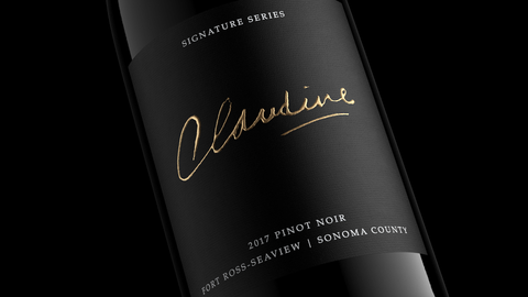 2017 Signature Series Pinot Noir