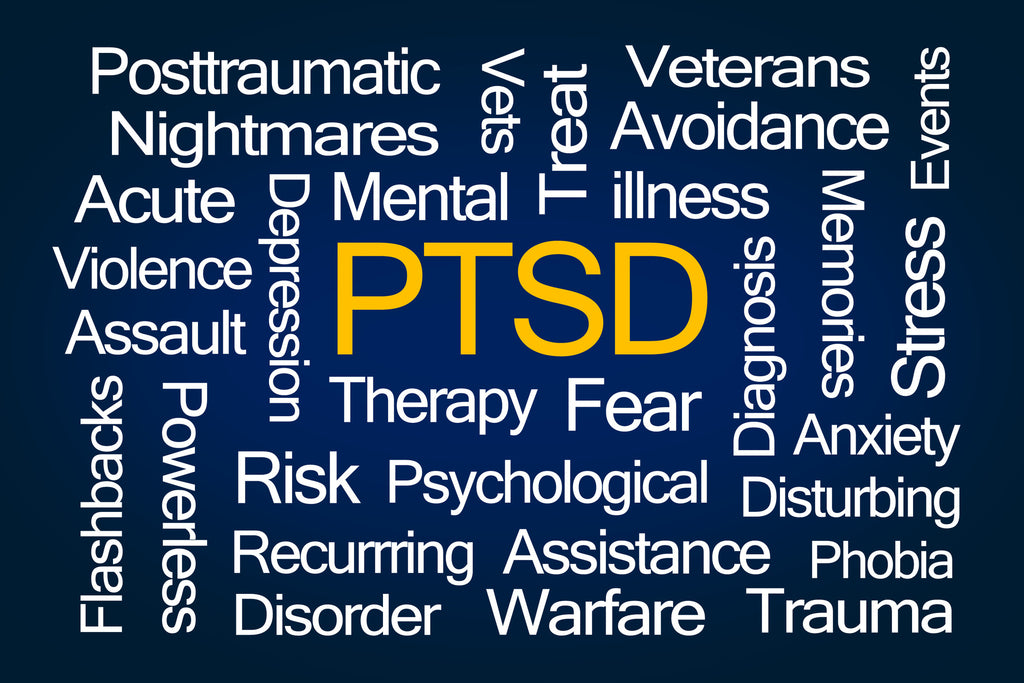 Can CBD help with PTSD?