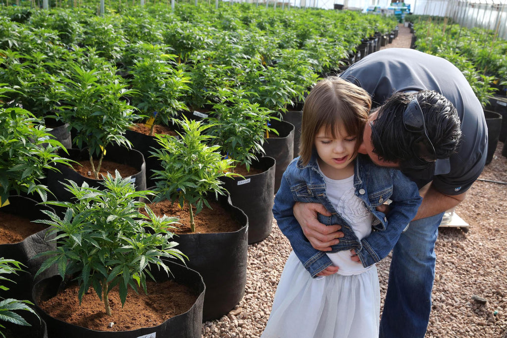 Charlotte Figi and CBD for Children