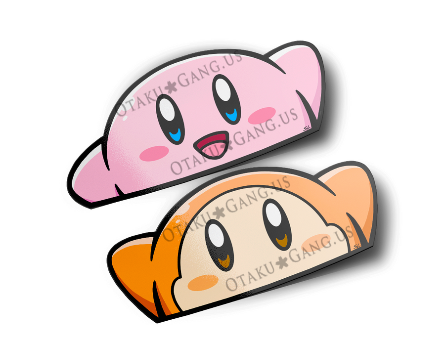 Kirbs and Waddle