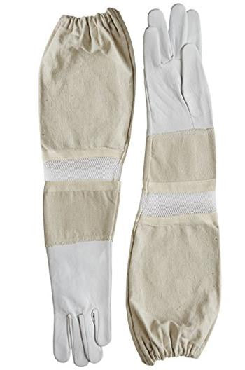 Gloves - Ventilated Goat Skin Adult