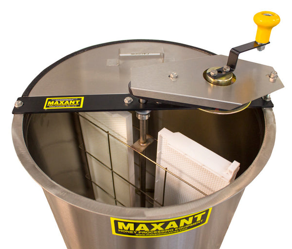 Extractor Maxant 2 Frame Manual Honeyhouse Supply