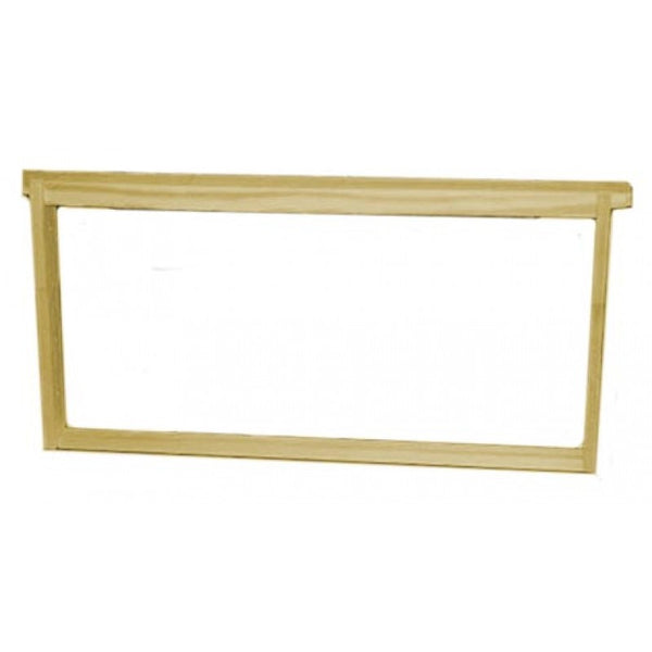 Wooden Frame - Medium 6 1/4'' (Unassembled)