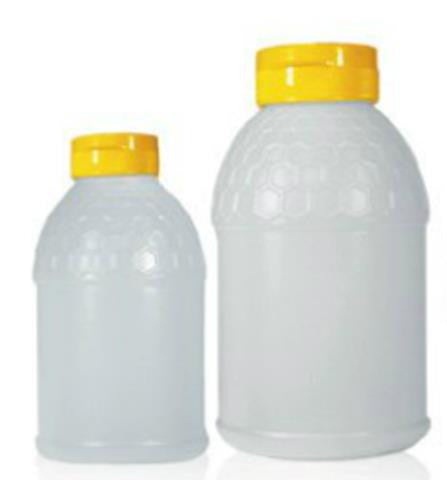 Honey Container - Plastic Skep Bottle