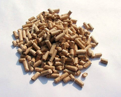 Bee Smoker Fuel - wood pellets
