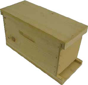 Wooden Nuc Box - 5 Frame