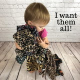 Leopard Cheetah Leggings S-5X - 7 Varieties - Brulla Girl LLC
