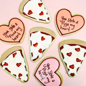 Pizza My Heart Cookies