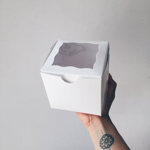 "Box your order - Gift Box (4x4"")"