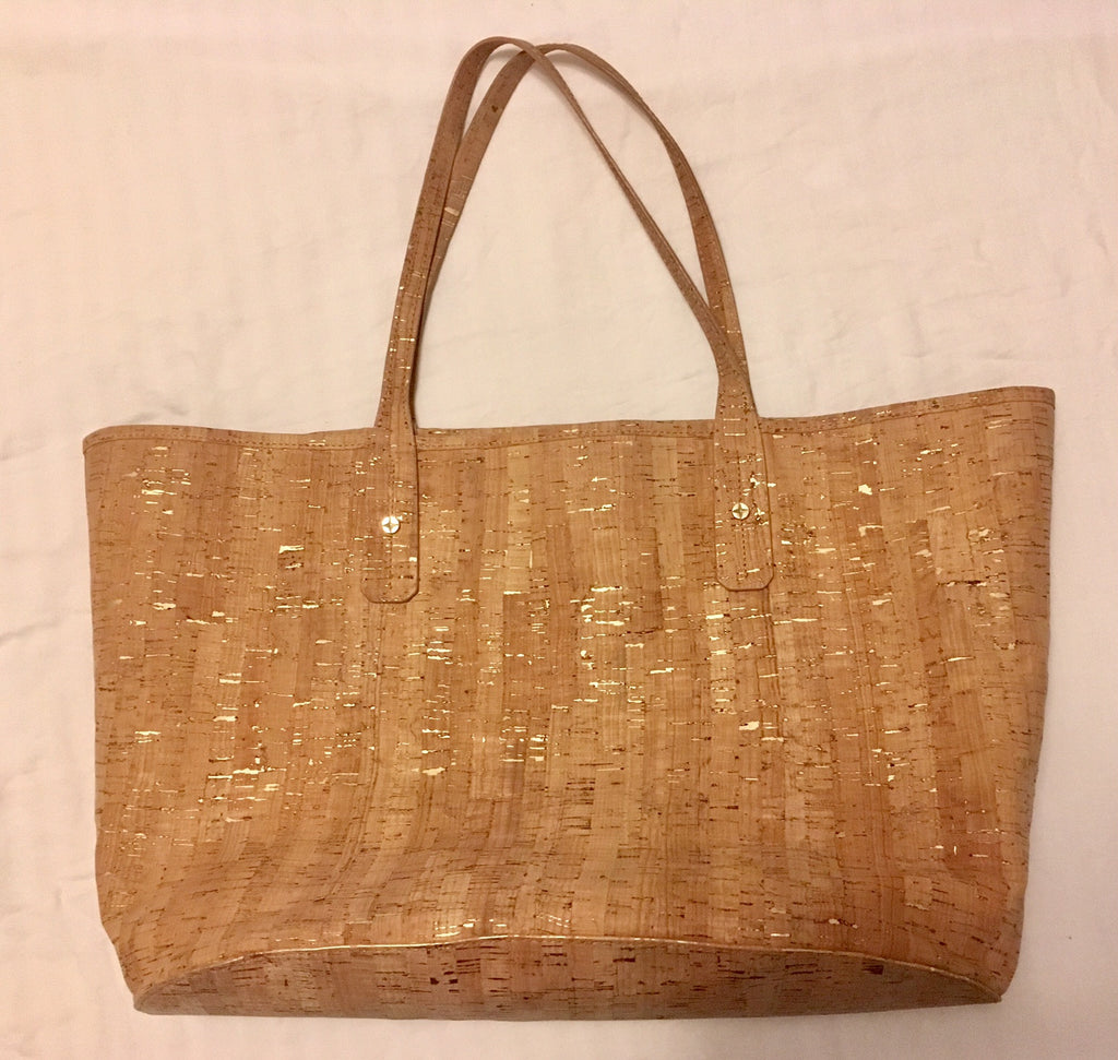 Designer Cork Satchel, Carry-all