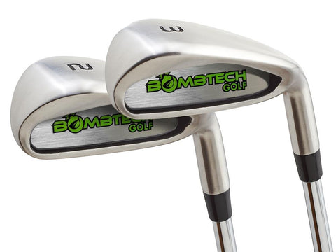 Pre-Owned BombTech Driving Iron Package
