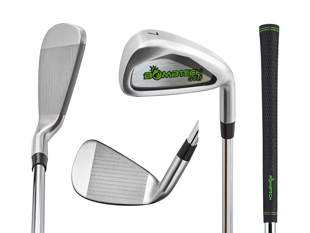 Pre-Owned BombTech Iron Set (4-PW)