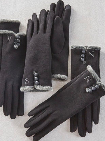 Initial Gloves