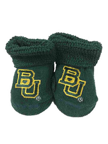 BAYLOR NEWBORN BOOTIES