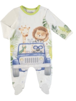 Cruisin' Animals Pajamas