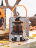 WITCH MINI TREAT FELT BAG