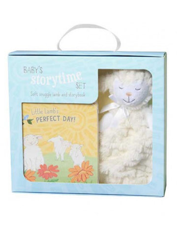 LITTLE LAMB'S PERFECT DAY STORYBOOK
