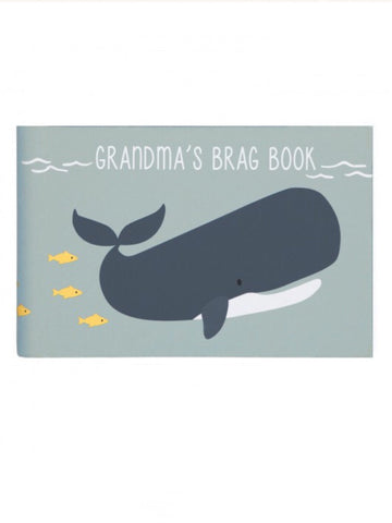 GRANDMA'S BRAG BOOK- UNDER THE SEA