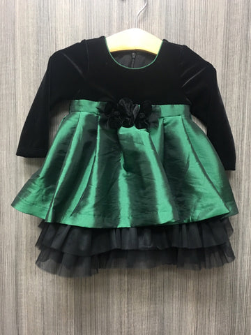 EMERALD CASTLE DRESS