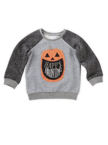 PUMPKIN OPEN MOUTH SWEATSHIRT