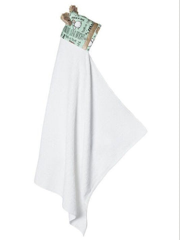 MINT LULABYE HOODED TOWEL